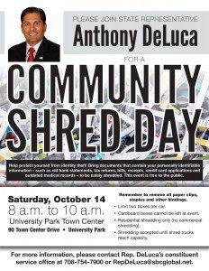 Shred Day- University Park 2017