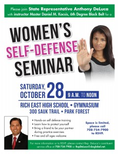 Women's Self Defense 2017