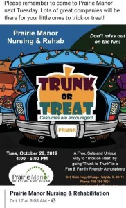 trunk and treat